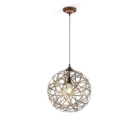 Подвесной светильник Trio 305100162 Jacob