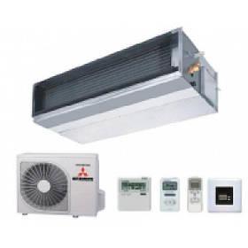 Канальные высоконапорные кондиционеры Mitsubishi Heavy FDU71VNX Hyper Inverter