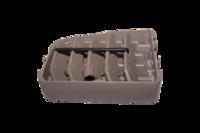 Решетка вентиляции салона центральная правая цвет серый A15-5305340BH