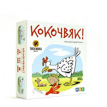 """Настольная игра """"Кокочвяк"""" 960148"""