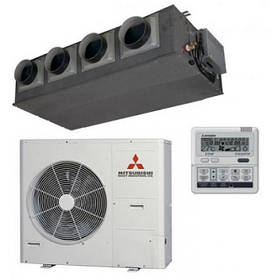 Канальные кондиционеры Mitsubishi Heavy FDUM100VN(S) Hyper Inverter (1 фаза)
