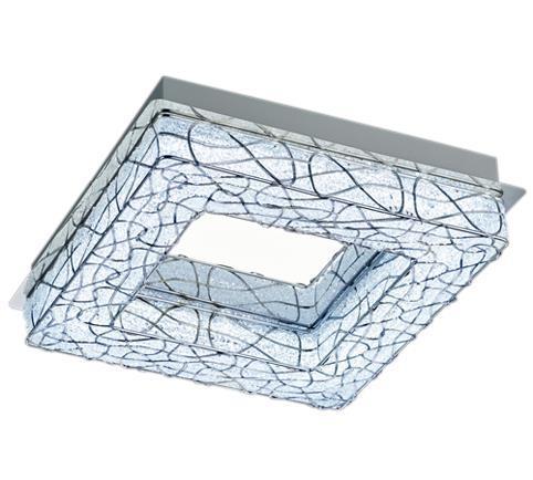 Потолочный светодиодный светильник Trio 677810106 Aramis