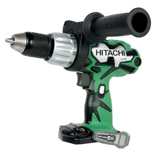 Шуруповерт аккумуляторный Hitachi DV14DL BASIC