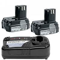 Набор аккумуляторов и зарядного устройства HITACHI PACK 1403
