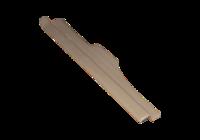 Накладка порога внутренняя задняя левая цвет бежевый  A15-5101050BC