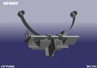 Кронштейн блока цилиндров 480-1014020