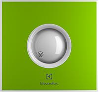 Вентилятор витяжний Electrolux RAINBOW NEW EAFR-100 green