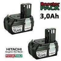 Набор аккумуляторов Hitachi PACK 1802