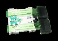 Кнопки кондиціонера і рециркуляції A15-8112013
