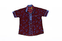 Рубашка с Листочками