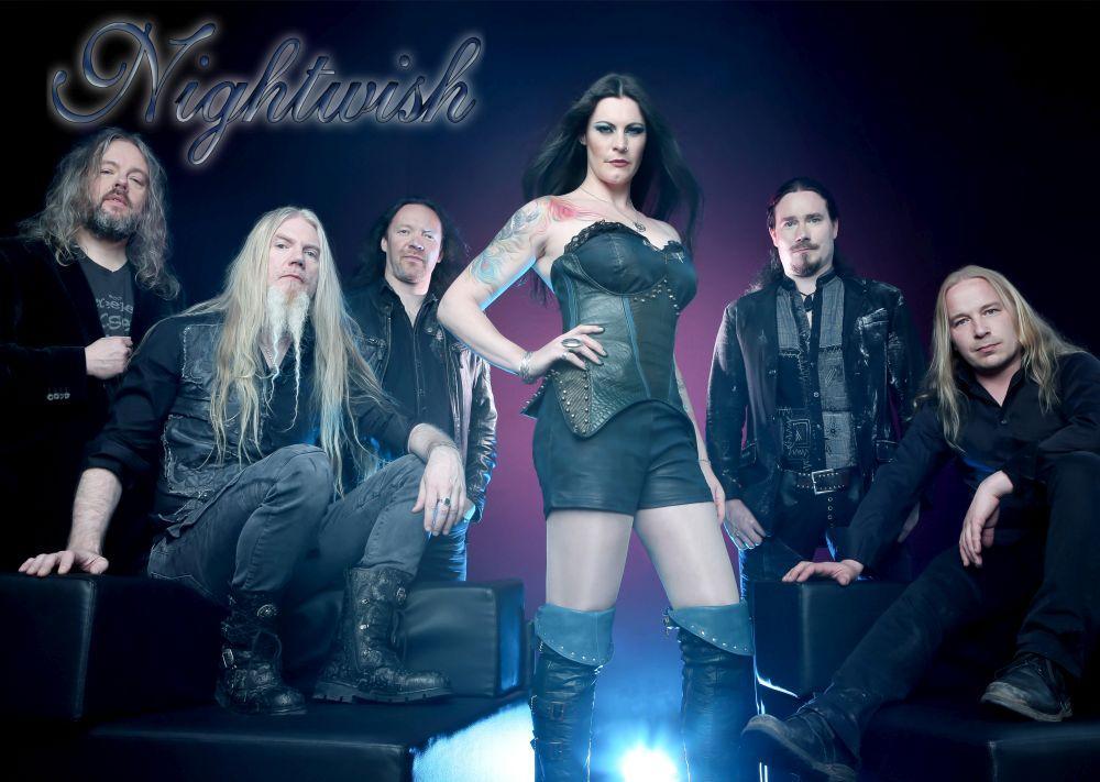 Постер / Плакат Nightwish 44,5х31,5 см.