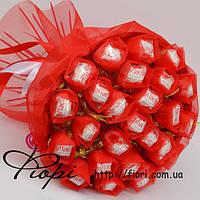 Букет из конфет / подарок девушке / сладкий подарок / букет Raffaello