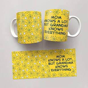 Чашка, Кружка For Grandma