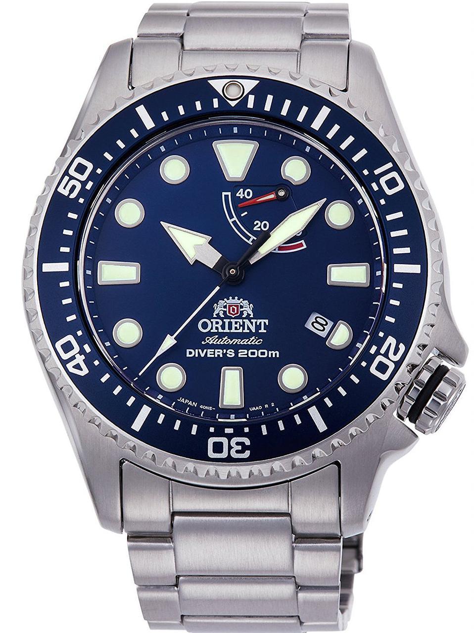 Часы Orient Triton Sapphire RA-EL0002L00A Diver 40N5A