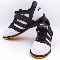 Штангетки обувь для тяжелой атлетики Zelart PU OB-4594