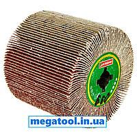 Щетка шлифовальная из листов наждачной бумаги P40 KROHN 200911039