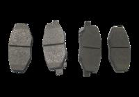 Колодки тормозные передние S21-6GN3501080