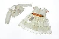 Платье с гирюром, фото 1