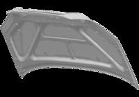 Капот T11-8402010-DY