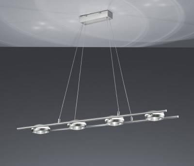 Подвесной светильник Trio Leicester 325410807, фото 2