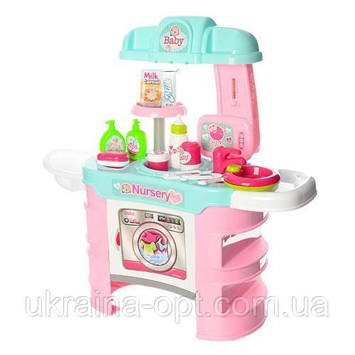 Детский игровой набор кухня. Звуковые и световые эффекты. 008-910