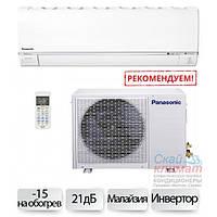 Кондиционер Panasonic CS/CU-E15RKD Delux Invertor + БЕСПЛАТНЫЙ МОНТАЖ, фото 1