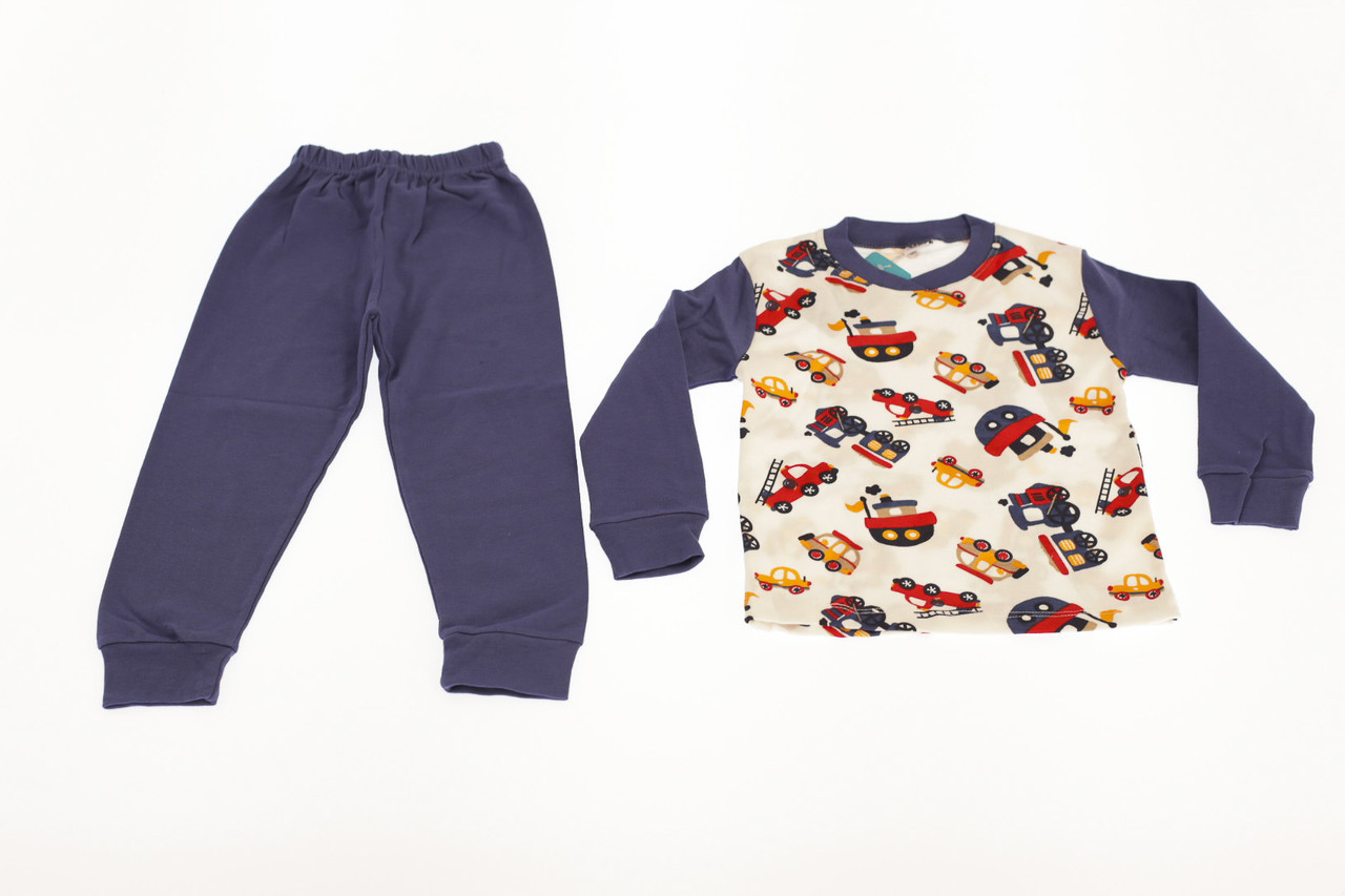 Пижама Машинки