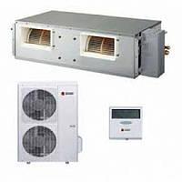 Сплит система Sensei канального типа SDХ-24TW/SХ-24TW Inverter