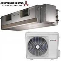 Сплит система Mitsushito канального типа DTK36HWN1/DTC36HWN1 NEW