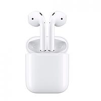 Беспроводные наушники Apple AirPods 2 с тач айди и беспроводная зарядка 2019 года Качество 100%