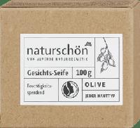 Alverde Мыло для умывания для лица Naturschon, Оливковое, Увлажняющее, для всех типов кожи, 100 г