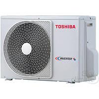 Наружный блок мульти-сплит системы Toshiba RAS-2M18S3AV-E (на 2 внутренних блока)