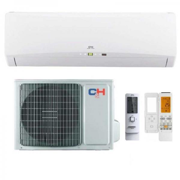 Кондиционер Cooper Hunter CH-S09FTXTB2S-W (WI-FI) Icy II Inverter WI-FI (до -30С) + увлажнитель воздуха в подарок!