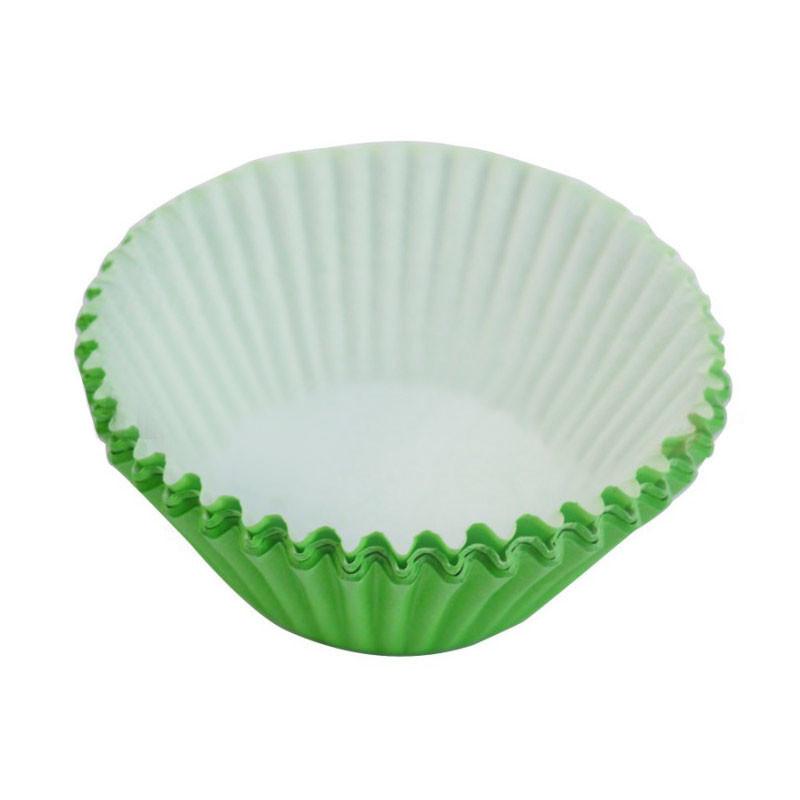 Формы для кексов, зеленые