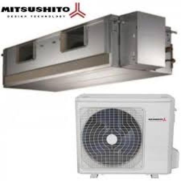 Сплит система Mitsushito канального типа DTK60HWN1/DTC60HWN1 NEW