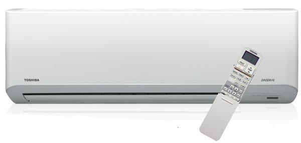 Внутренний блок кондиционера Toshiba RAS-B13N3KVP-E Daiseikai