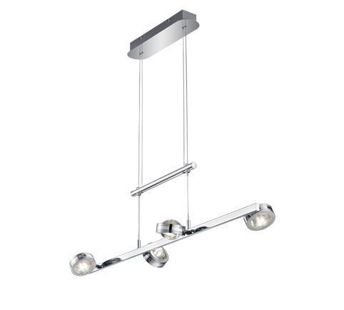 Подвесной светильник Trio Lentil 372510806