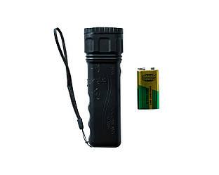 Ультразвуковой отпугиватель собак Aokeman Sensor AD 100 SH Черный 2409, КОД: 1164295