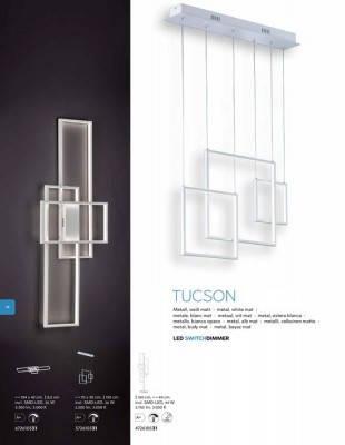 Светодиодный светильник Trio 672610331, фото 2