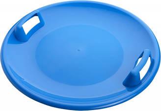 Ледянка круглая Kronos Toys диск НЛО 61 см Синий WSP1700241, КОД: 1339565