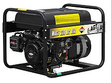 Сварочный бензиновый генератор AGT WAGT 220 DC BSB R26 (6,5 кВт)