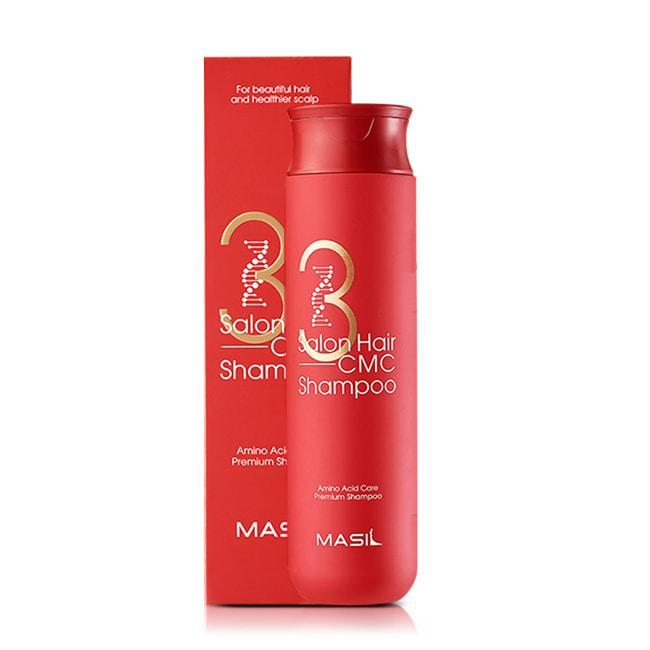 Шампунь з амінокислотами Masil 3 Hair Salon CMC Shampoo, 300 мл