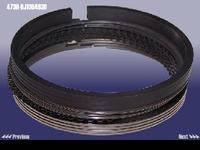 Кольца поршневые стандартные 473H-BJ1004030