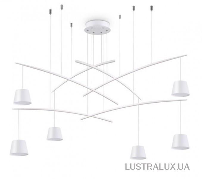 Подвесной светильник Ideal Lux Fish 196985