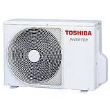Кондиціонер Toshiba RAS-B07J2KVG-UA/RAS-07J2AVG-UA Seiya Inverter + БЕЗКОШТОВНИЙ МОНТАЖ, фото 3