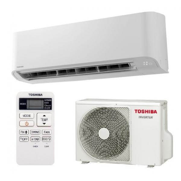 Кондиціонер Toshiba RAS-B10TKVG-UA/RAS-10TAVG-UA Seiya Inverter + БЕЗКОШТОВНИЙ МОНТАЖ