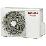 Кондиціонер Toshiba RAS-B10TKVG-UA/RAS-10TAVG-UA Seiya Inverter + БЕЗКОШТОВНИЙ МОНТАЖ, фото 6