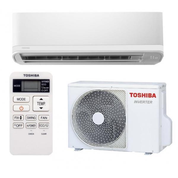 Кондиционер Toshiba RAS-B10J2KVG-UA/RAS-10J2AVG-UA Seiya Inverter + БЕСПЛАТНЫЙ МОНТАЖ