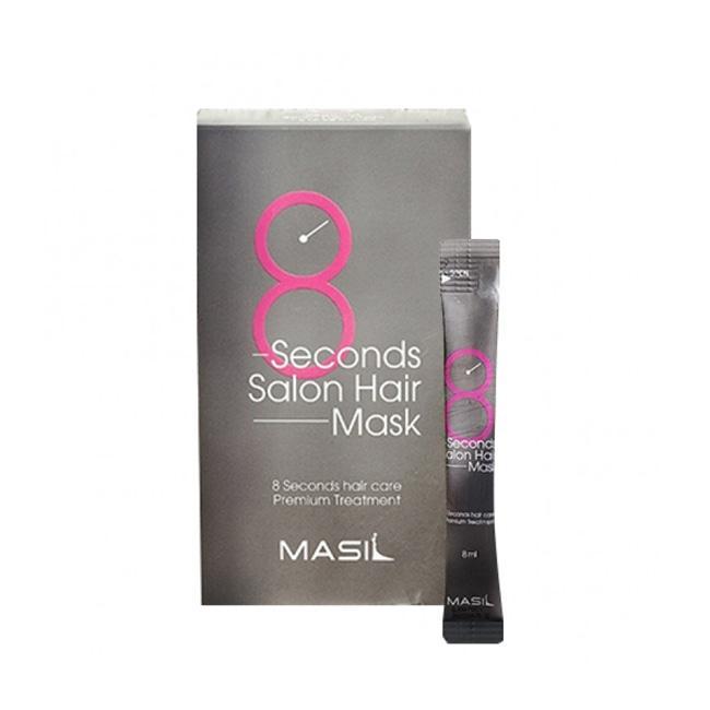 Маска для волос салонный эффект Masil 8 Second Salon Hair Mask, Пробник 10 мл Корея