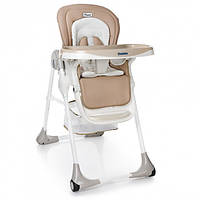 Детский стульчик для кормления EL Camino PUNTO ME 1001-13 Бежевый intME 1001-13, КОД: 123664